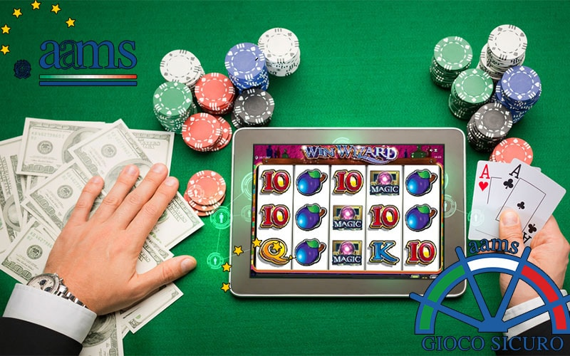 casino online legali aams