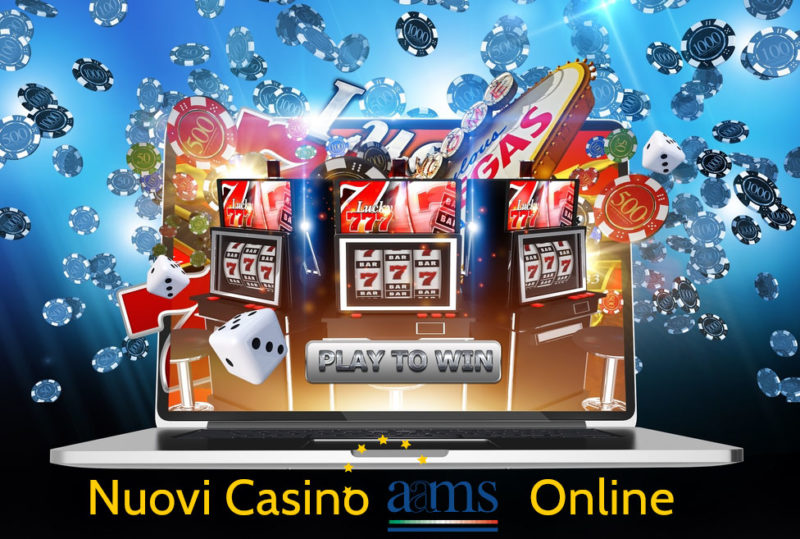 Nuovi Casino Online AAMS