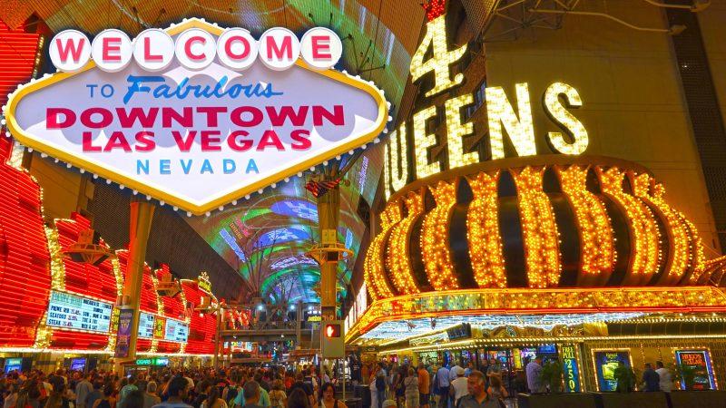 i casino live vegas e venezia